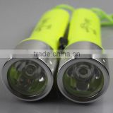 led diving flashlight Waterproof Ultra Bright 500 Lumen XM-L T6 LED Flashlight Torch Lamp Light