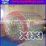 Transparent Inflatable <b>water</b> <b>roller</b> <b>ball</b>