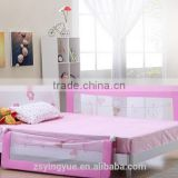 2015 New Design New product day care activity bed guards for toddlers baby bedding kids furniture