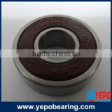 China supplier High quality low price high speed precision small electric motor bearings 6000ZZ 6000 2RS