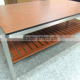 Small Coffee Table Hpl Compact Modern Design New Fancy Center Table