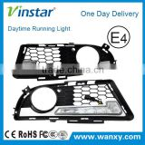 Dimmable LED DRL for BMW E90 M-Tech LED Daytime Running lights with E4 E-mark certificate auto lights
