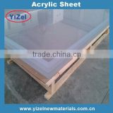 High quality clear plexiglass acrylic sheet 4mm