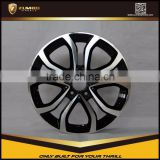 ZUMBO F7150 Black Machine Face Car Wheels Aluminum Rims