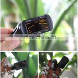 DIHAO High Quality Digital LCD Clip On Electronic Acoustic Guitar Tuner Chromatic Guitar Bass