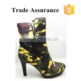 Durable military German Winter Boots for women