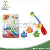 High quality rubber fish toy plastic toy fish hooks with EN71, ASTM certificates