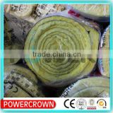 on sale thermal insulation fiber glass wool blanket for wall made in china
