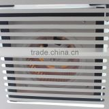 New Designed 600x600mm T Grid Aluminum Ventilation Exhaust Fan with Ceiling for Office Building