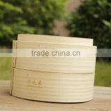 Food Vegetable Rice Bamboo Steamer