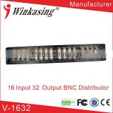 BNC Distributor Video Splitter 16 input 32 output