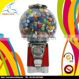 Candy bulk vending machine with big globe