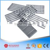 One stop service steel grating for bridge steel grating standard size steel bar grating hot dip galvanized