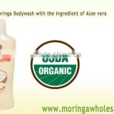 Moringa Bodywash with the Ingredient of Aloevera