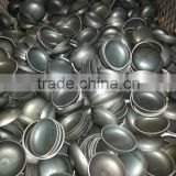 ball type self color decorative post caps supplier