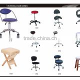 different style and size of working chair salon stool nail shop stool massage salon stool salon furnature