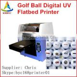 Factory Price Golf Ball / Table Tennis / Ball Digital Flatbed Printer