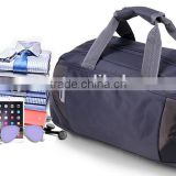 China factory Supply Travel Gym Sports Bag Barrel Holdall Duffle Cabin Luggage Kit