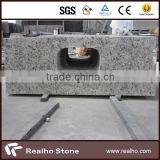 white rose natural granite countertop with competitive price and design