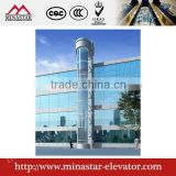 Glass lifting equipment|cheap residential sightseeing lift|residential panoramic elevator
