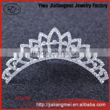 Fashion princess bride hair accessories Crown and tiara factory wholesale direct