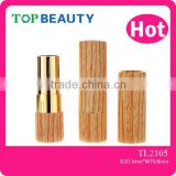 TL2105-Cylinder Round Paper Custom Labels Lipstick Tube