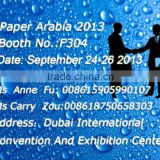 Chuangda Invitation you For Paper Arabia 2013