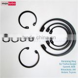 RHF3/ RHF4/ RHF5/ RHB5/ RHB6/ RHC6/ RHE6/ RHX6/ RC7/ RHE7 Turbocharger Retaining Ring Clip/ Snap ring/ Oil Baffle