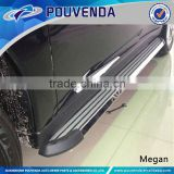 2013 Side step for Mitsubishi Outlander accessories running boards