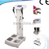 Medical center professional body composition analyzer elemental analysis