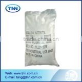 industrial use factory supplier white fine crystal sodium nitrite/sodium nitrate price