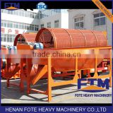 High efficiency sand gravel trommel screen