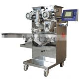 High quality automatic croissant encrusting making machine