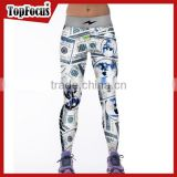 Ladies Running Pants Compression Running Tights Sport Pants Fitness Woman Trousers Yoga Leggings Woman Sport Leggins Gym Pants