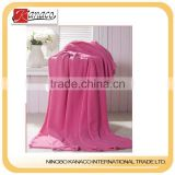 China wholesale 100% Polyester Battery Operated Blanket