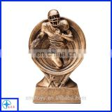 running man trophy resin trophy