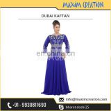 Promising Fashion Designer Selling Elegant Exclusive Islamic Dubai Kaftan for Special Ocasion