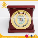 Good Quality Tibet Institution Awards Trophy with Nice Gift box