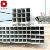 ! en10219 pre metal 2 inch tubing tianjin gi rectangular pipe building materials galvanized square steel pipe/tube