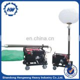 LED Light Tower Balloon Light With Generator Or LED Light Battery