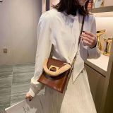 2020 hot and Fashion all match PU leather women's mini bags/cross body bags
