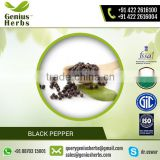 100% Natural and Pure Black Pepper from Indian Manufactured Company