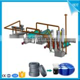 Green Technology Waste plastic pyrolysis machine to fuel oil