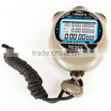 stainless stopwatch,1/1000th water resistant speed stopwatch                                                                         Quality Choice