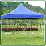 Steel Folding Marquee Trade Show Tent Frame 3x3m ( 10ft X 10ft),30mm, with Blue canopy & Valance(Unprinted)