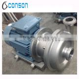 304 and 316 Stainless steel food grade milk pump                                                                         Quality Choice