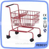Excellent kids metal shopping trolley carts