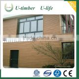 Hot sale top quality outdoor wood plastic composite outdoor wall panel