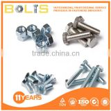 DIN933 furniture nuts and bolts