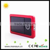 Ultra cost-effective high quality durable solar powered lamp and charger with 2000mA/3000mA,hottest mobile charger